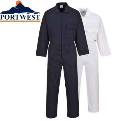 Portwest Cotton Coverall - C806