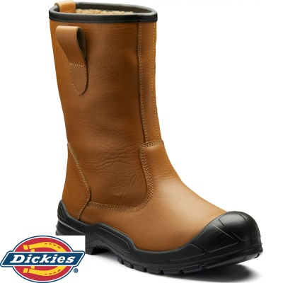 Dickies Dixon Lined Rigger Boots - FA23350S
