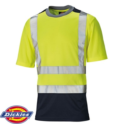 Dickies High Visibility Two Tone T-Shirt - SA22081