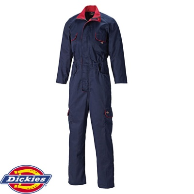 Dickies Ladies Redhawk Zip Coveralls - WD4839W
