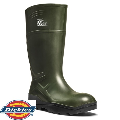 Dickies Landmaster 2.0 Safety Wellington Boots - FW94105A