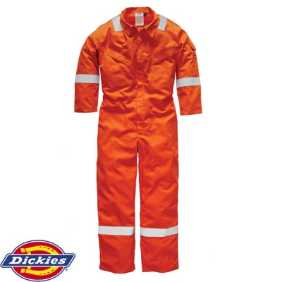 Dickies Pyrovatex Flame Retardant Coveralls - FR5402
