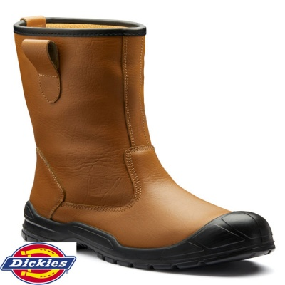 Dickies Super Safety Unlined Rigger Boot - FA23355