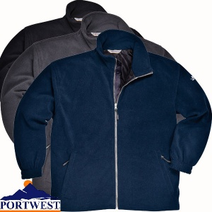Portwest Luxurious Windproof Fleece - F285