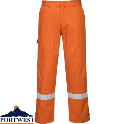 Portwest Bizflame Plus Flame Retardant Trousers - FR26
