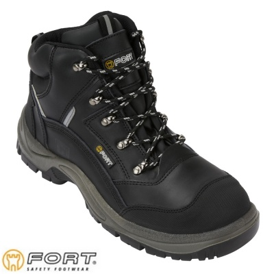 Fort Knox Safety Composite Ankle Boots - FF100