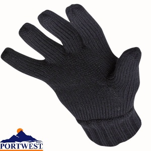 Knit Glove Insulatex Lined - GL13