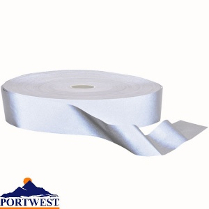 Portwest Hi-VisTex Reflective Tape 100m - HV50