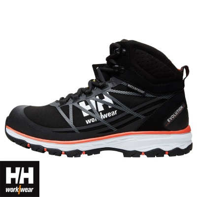 Helly Hansen Chelsea Evolution Mid Cut Waterproof Safety Boot - 78262