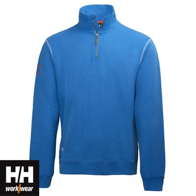 Helly Hansen Oxford Half Zip Sweatshirt - 79027