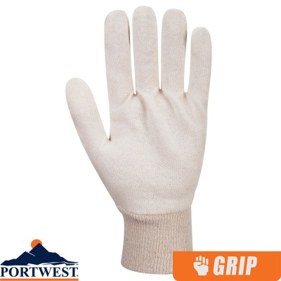 Portwest Jersey Liner Gloves (300 Pairs) - A040