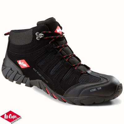 Lee Cooper Safety Mid Cut  S1P - LC020