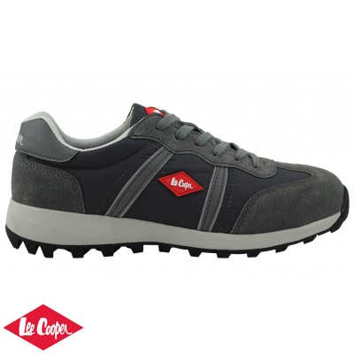 Lee Cooper S1P/SRA Lightweight Safety Trainer Shoe - LC112