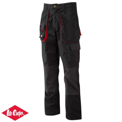 Lee Cooper Two Colour Cargo Trouser - LCPNT213