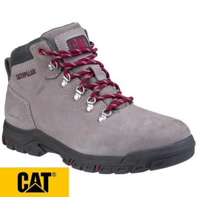 Cat Womens Mae Lace Up Waterproof Safety Boot - MAE