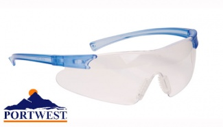 Curved Safety Glasses - PW17