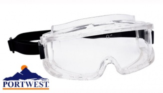 Portwest Challenger Indirect Vent Safety Goggles - PW22