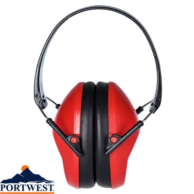 Portwest Slim Ear Defenders Muff - PS48