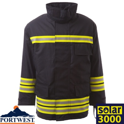Portwest 3000 Flame Resistant Over-Coat - FB30