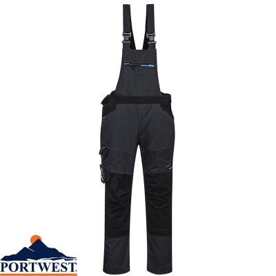 Portwest WX3 Bib and Brace - T704