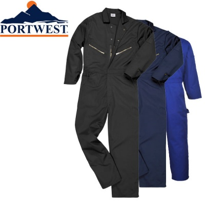 Portwest Coverall with Texpel Finish - C808