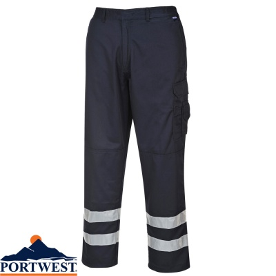 Portwest Iona Safety Combat Trousers - S917