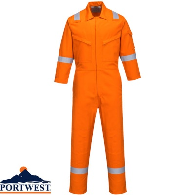 Portwest Bizflame Plus Ladies Workwear Coverall  - FR51