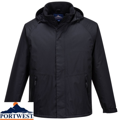 Portwest Limax Insulated Waterproof Breathable Jacket - S505