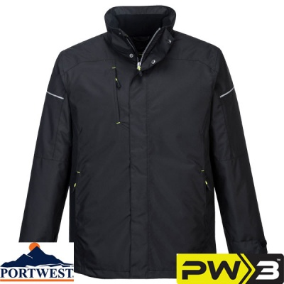 Portwest PW3 Winter Workwear Jacket - PW362
