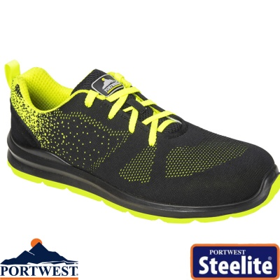 Portwest Steelite Aire Safety Trainer S1P - FT25