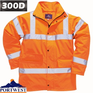 Hi Vis Traffic Jacket GO/RT - RT30