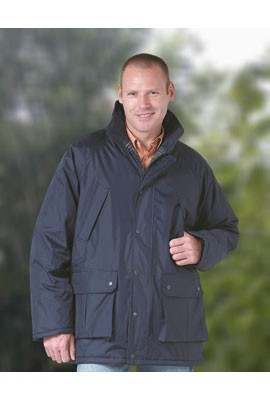 Dundee Lined Jacket - S521