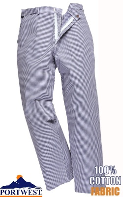 Greenwich Chefs Trousers - S884