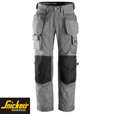 Snickers Floorlayer Rip Stop Work Trousers - 3223