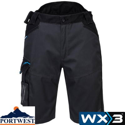 Portwest WX3 4-way Stretch Shorts  - T710
