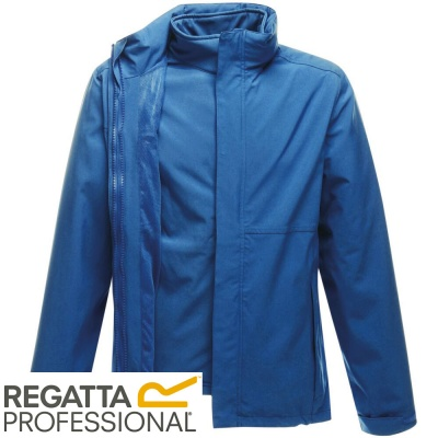 Regatta Waterproof Breathable Kingsley 3in1 Jacket - TRA143