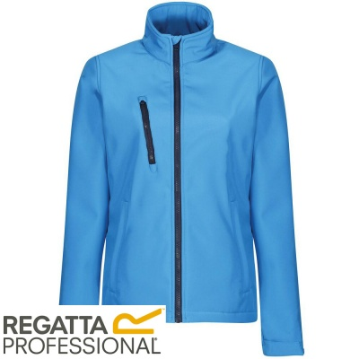 Regatta Womens Ablaze 3 Layer Waterproof Softshell Jacket - TRA613