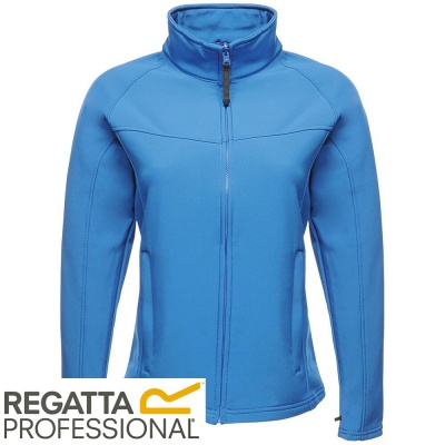 Regatta Womens Uproar Softshell Water Repellent Wind Resistant Jacket- TRA645