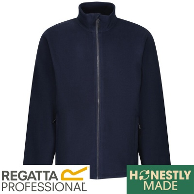 Regatta Honestly Made 100% Recycled Micro Full Zip Fleece Jacket - TRF622