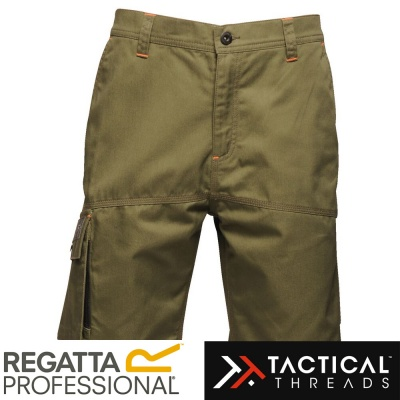 Regatta Heroic Water Repellent Cargo Shorts - TRJ388