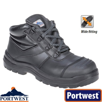 Portwest Trent Safety Boot S3 HRO CI HI FO - FD09