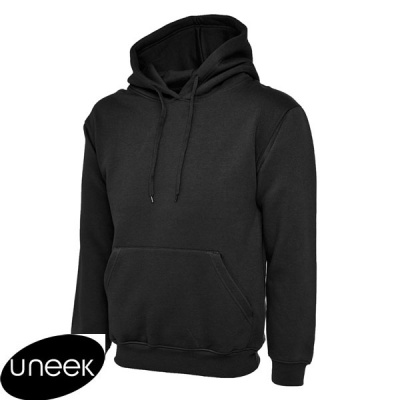 Uneek Classic Hooded Sweatshirt - UC502