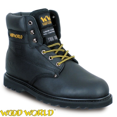 WoodWorld SBP/SRA Padded Safety Boot - WW2HP