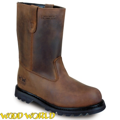 WoodWorld SBP/SRA Rigger Safety Boot - WWR1P