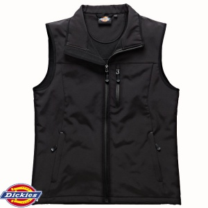 Dickies Kenton Soft Shell Gilet - BW7001