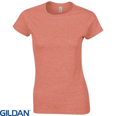 Gildan Softstyle™ Women's Ringspun T-Shirt - GD072