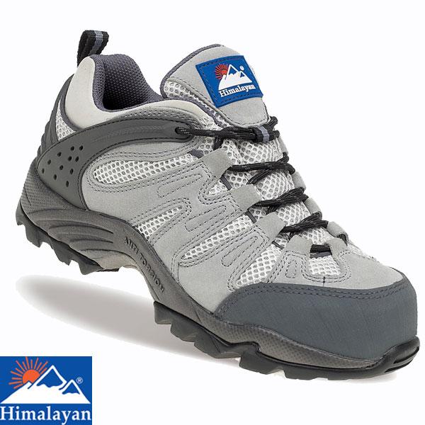 Himalayan Ladies Grey Safety Trainer 4032