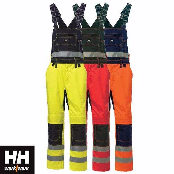helly hansen workwear size guide