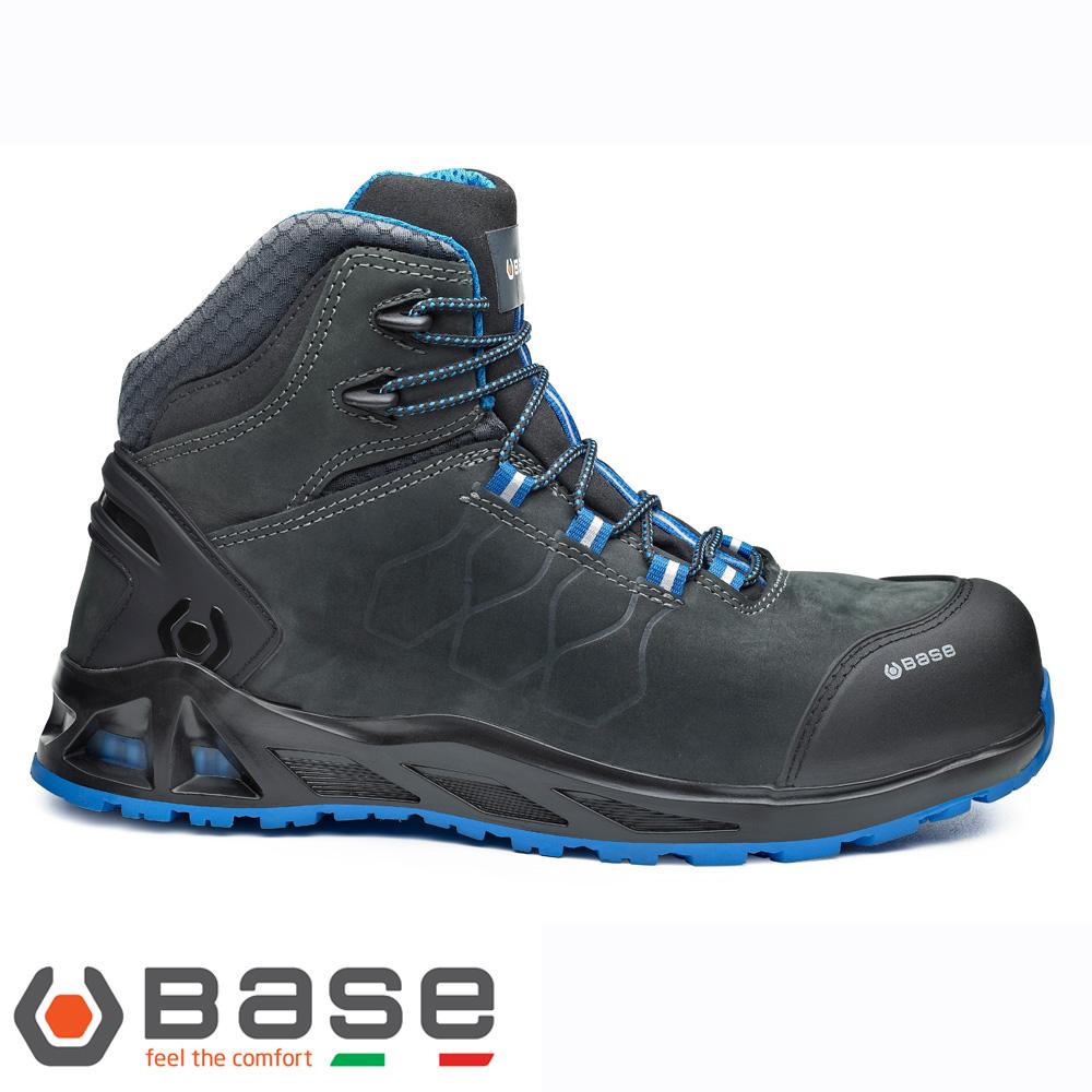 Base K-Road Top Safety Footwear - B1001