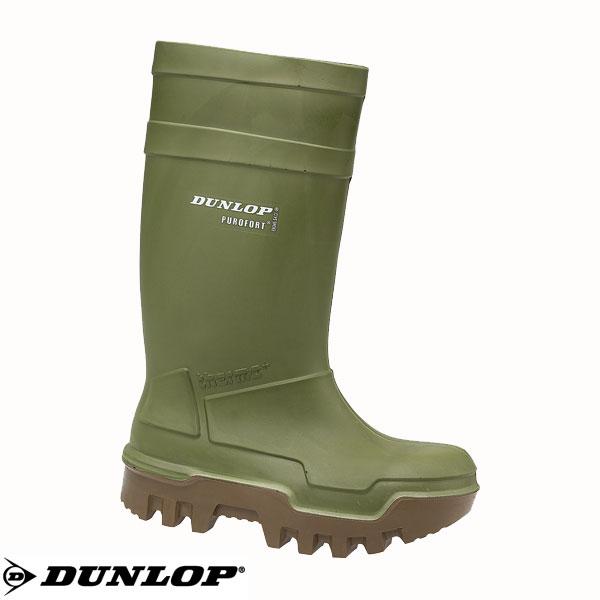 Dunlop Purofort Thermo Plus Safety Wellington C662933